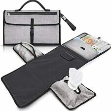 Gimars Xl 6 Pockets Holding Anything Portable Baby Diaper Changing Pad