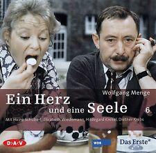 WOLFGANG MENGE : EIN HERZ UND EINE SEELE 6 / CD (HÖRBUCH) - TOP-ZUSTAND