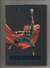 Thor: Worldengine - Hardcover - (Grade 9.2) 2011