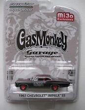 `67 Chevrolet Impala GAS MONKEY GARAGE Fast n Loud 1967 *** Greenlight 1:64 RAR