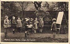 West Dulwich. Rhythmic Band, Thurlow Grange. School.