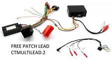 Connects2 CTSPO005.2 Porsche Boxster 987 04-08 Steering / Fibre Amp adaptor