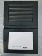 Lamy Accent Dialog Imporium 2000 Scala Vorlage Tablett Kunstleder schwarz NEU