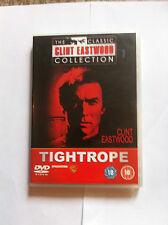 Clint Eastwood TIGHTROPE ~ 1984 Kinky S&M Cop Thriller | Rare UK DVD