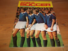 Football World Soccer Magazines in English