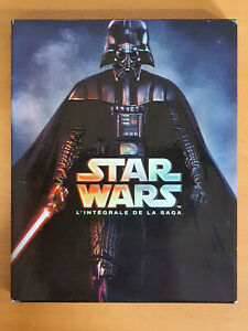 Star Wars - L'intégrale de la Saga (Coffret, Blu-ray, 2015)