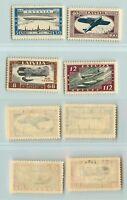 Latvia, 1933, SC CB21-CB24, mint. d9400