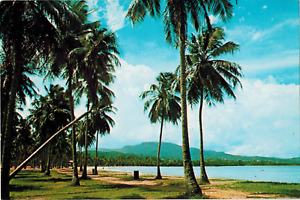 Luquillo Beach Playo de Luquillo Resort San Juan Puerto Rico Giant Postcard