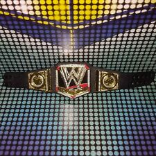 WWE Championship (2013) - Mattel Belt for WWE Wrestling Figures
