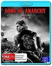 Sons Of Anarchy : Season 1 (Blu-ray, 2011, 4-Disc Set)**VGC*