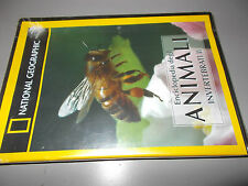 DVD N°20 NATIONAL GEOGRAPHIC ENCICLOPEDIA DEGLI ANIMALI INVERTEBRATI II 2 .