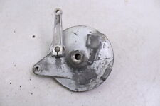 1974  YAMAHA TY250  TY 250 Front Brake Plate