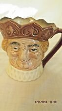 Royal Doulton Vintage Old King Cole Toby Mug 3.25""