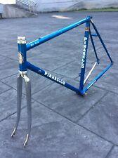 cuadro bicicleta acero