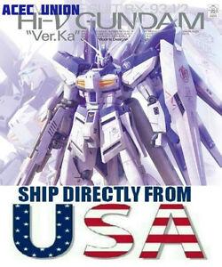 U.S.A. SELLER - Metal Detail-Up Bandai MG 1 / 100 Hi v Gundam ver ka