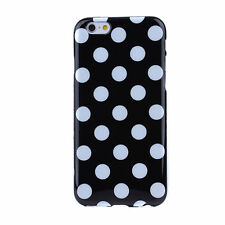 Patterned Silicone/Gel/Rubber Mobile Phone Cases for iPhone 5c