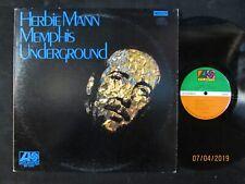 HERBIE MANN Memphis Underground US RE JAZZ FUNK LP