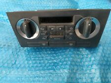 AUDI A3 8P 2003-20012 Genuine Heater Control Panel Switches 8P0820043H
