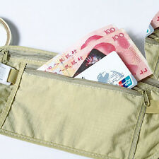 Holder Travel Pouch BECS Pocket Compact SPT Waist Belt Security Money Hidden Bag
