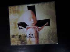 CD SINGLE - MARILYN MANSON - DISPOSABLE TEENS