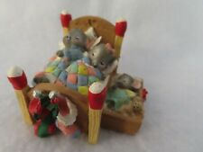 Burroughs Children In Bed Mousekins Midwest of Cannon Falls - Mint