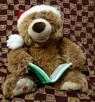 GUND  STORYTIME  BEAR: THE NIGHT BEFORE CHRISTMAS PERSONALIZABLE  NEW! 2012 GUND