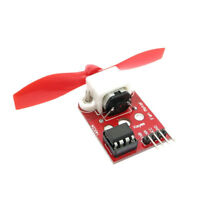 "L9110 5V Propeller Dia. 2.95"" Fan Motor Module for Firefighting Robot BBC"