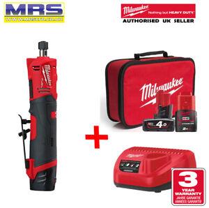 Milwaukee M12FDGS-422B Fuel Straight Die Grinder - M12 - 4933471437