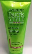 Garnier Fructis Style Brilliantine Shine Wet Shine Gel, Extra Strong