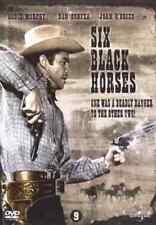 Six Black Horses - Dutch Import  DVD NEW