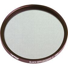 NUEVO Tiffen Serie 9 negro Diffusion FX 4 Cristal Redondo Filtro s9bdfx4
