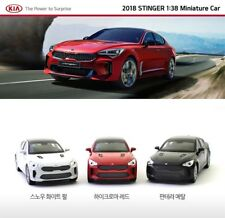 Brand NEW 2018 KIA Miniature Car Stinger 1:38 Scale for Children and Decoration