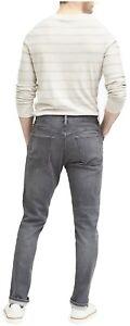 Banana Republic Tapered Rapid Movement Denim Canyon Grey Jeans 32x34 266635 NWT
