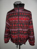 vintage CAPRIOLE Nylon Jacke Sportjacke Winter track jacket 90er oldschool XL