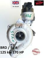 Genue originalTurbocharger  05-08 Audi A4 2.0TDI B7 BRD  170HP 125KW 53039880109