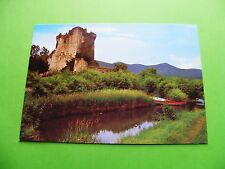 Ross Castle Killarney Co. Kerry Ireland Irish Postcard Signal Series Circa 1960