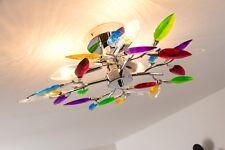 Plafonnier moderne Lustre Lampe à suspension multicolore Lampe de séjour 129067