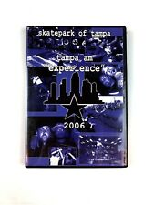 Skatepark of Tampa Presents Tampa Am Experience Skateboarding Dvd 2006 Skate