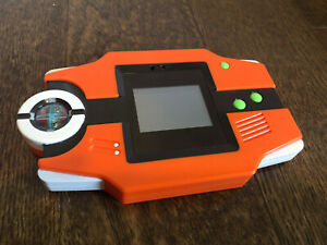Pokemon Zukan Takara Tomy Electronic Pokedex Pocket Monster Touch Screen Tested