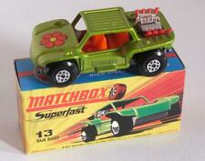 MATCHBOX / LESNEY  1-75  SUPERFAST (13b) BAJA BUGGY (BOXED)