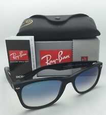Ray-Ban Sunglasses RB 2132 NEW WAYFARER 6242/3F 58-18 Black Frames w/ Blue Fade