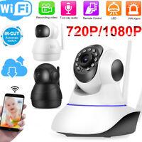WIFI Intercom Baby Monitor 1080P PTZ Video Camera  IR Night View Phone Control