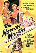 The Narrow Margin    *Like New*  (DVD, 2005)  Charles McGraw