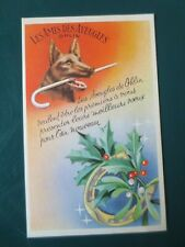 "Ancienne Carte postale "" LES AMIS DES AVEUGLES GHLIN """