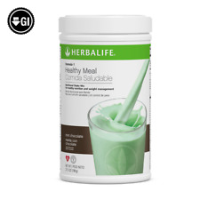 Herbalife Formula1 Healthy Meal Nutritional Shake Mix Mint Chocolate Fast Ship