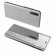 For Huawei Mate 30 20 P30 P20 P10 Lite Pro P Smart Case Cover Mirror Stand Phone