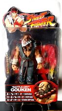 Street Fighter IV Sota Toys figure GOUKEN Rare variant Battle Cry SDCC Exclusive
