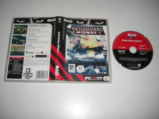 BATTLESTATIONS MIDWAY Pc DVD Rom MAD  Battle Stations Mid Way - FAST POST