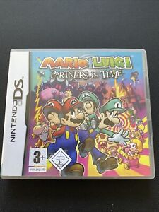Mario & Luigi: Partners in Time (Nintendo DS, 2006) - European Version