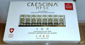 CRESCINA HFSC 100%. Helps promote the physiological hair growth.For men or women